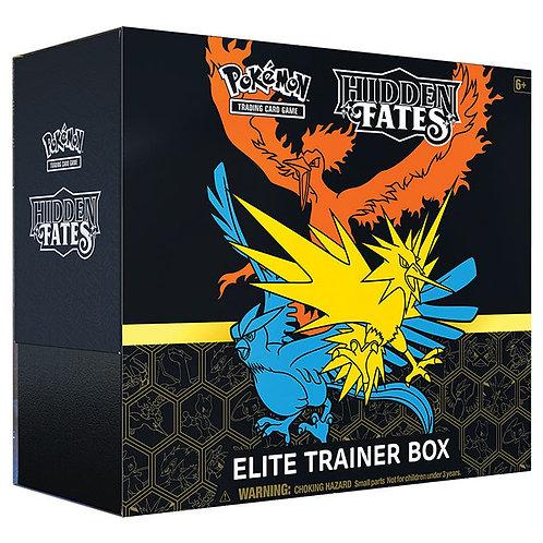 Pokemon - Hidden Fates - Elite Trainer Box