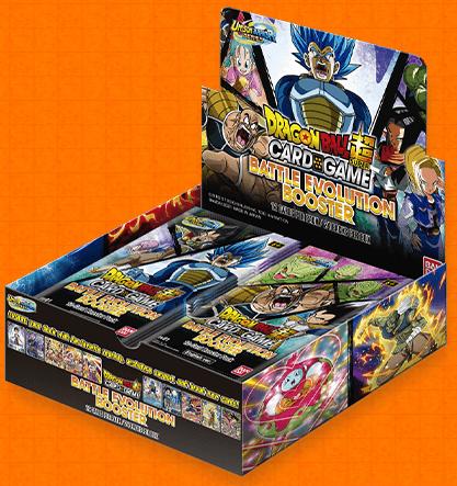 Dragon Ball Super - Battle Evolution Booster [EB-01]