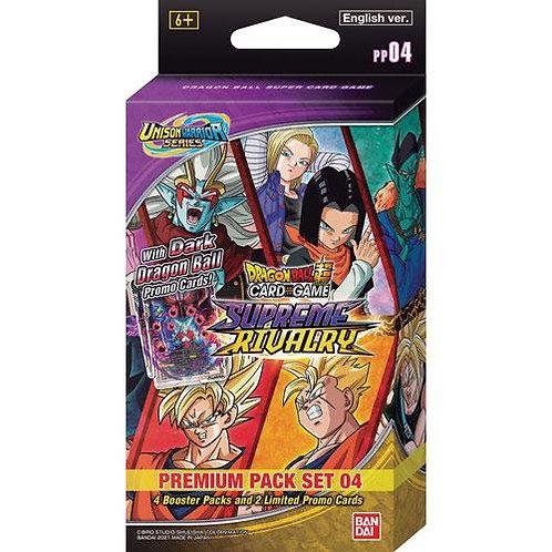 Dragon Ball Super - Premium Pack Set 04 [PP04]