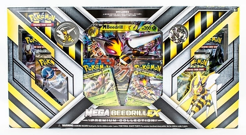 Mega Beedrill EX Premium Collection Box