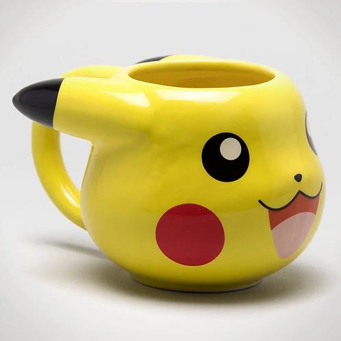 3D Pikachu mug mug