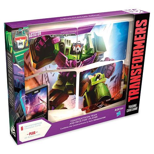 Transformers Devastator deck