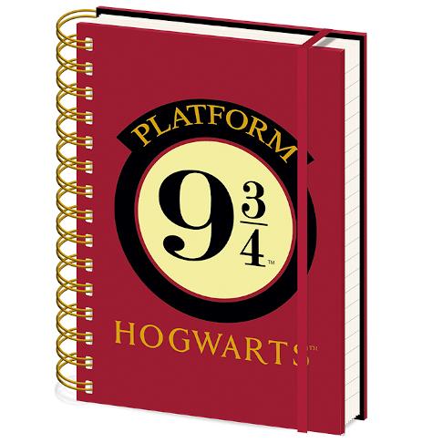 Harry Potter - Hogwarts 9 3/4 Notebook