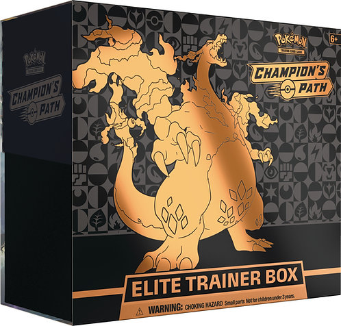Champions path Etb (1 per person only)