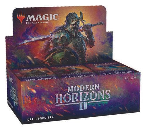 MTG - Modern Horizons 2 Draft Booster Box