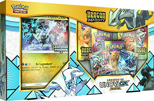 Dragon majesty - Legends of Unova GX