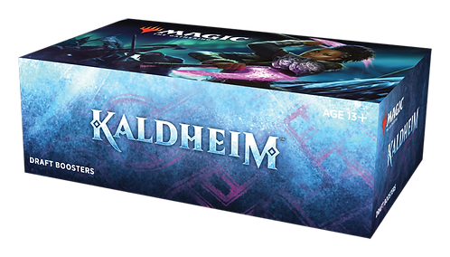 MTG - Kaldheim Draft Booster Box