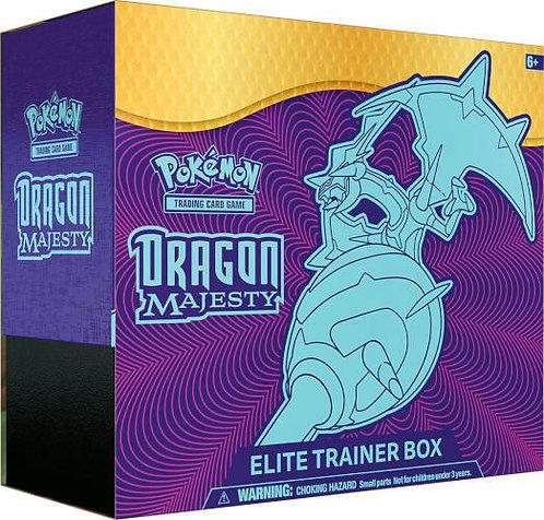 Dragon majesty ETB