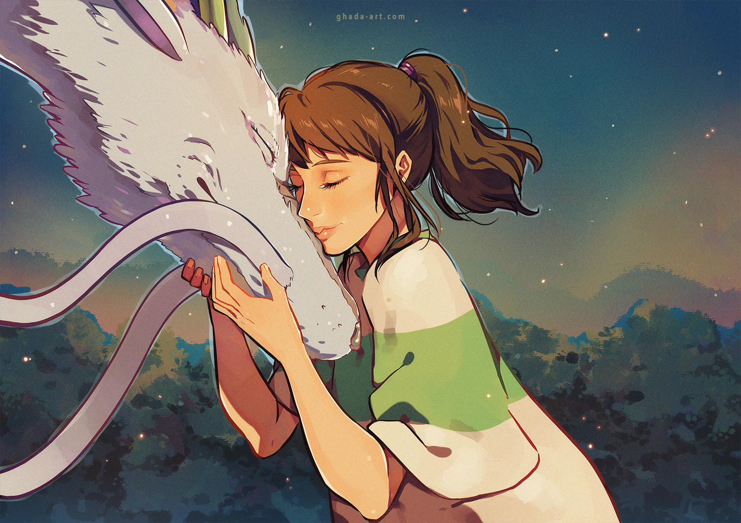 Spirited Away - Studio Ghibli
