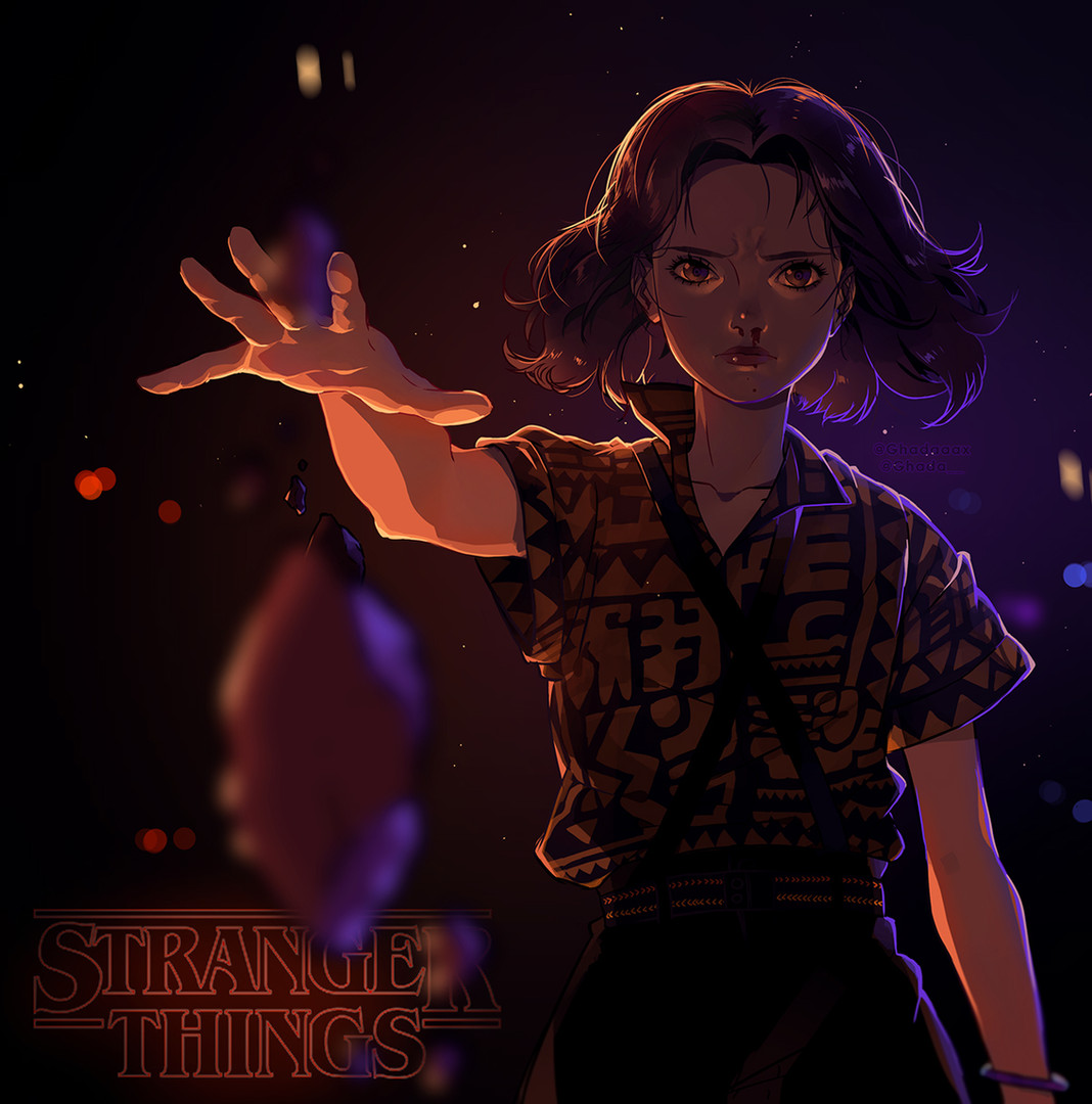 11 - Stranger Things