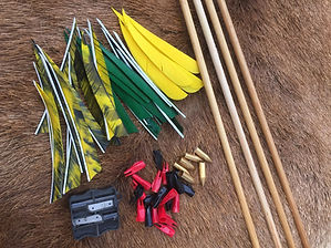Arrow Maing Course