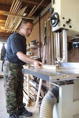 Archers Review Longbow Making Course
