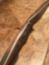 Kudu Flatbow, Kudu Bow, Flatbow, Archery