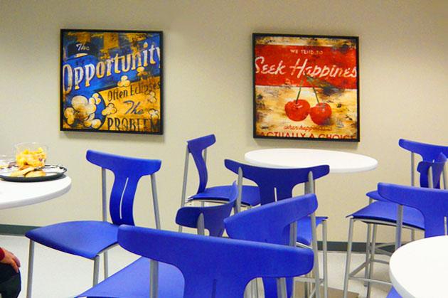 Art Plus Framed Art Corporate Offices 23