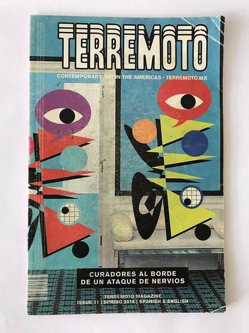 Terremoto - Issue 11