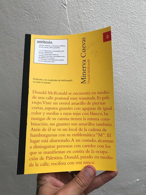 Donald McRonald - Minerva Cuevas