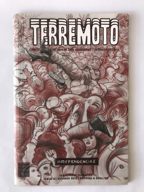 Terremoto - Issue 12