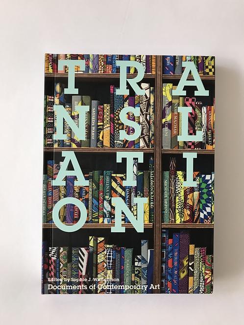 Translation - MIT Press/Whitechapel