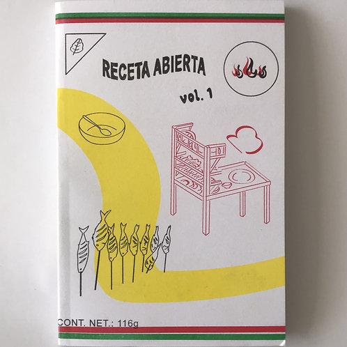 Receta Abierta vol. 1 - sodA mundial