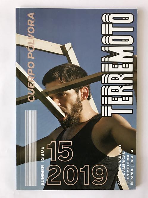Terremoto - Issue 15