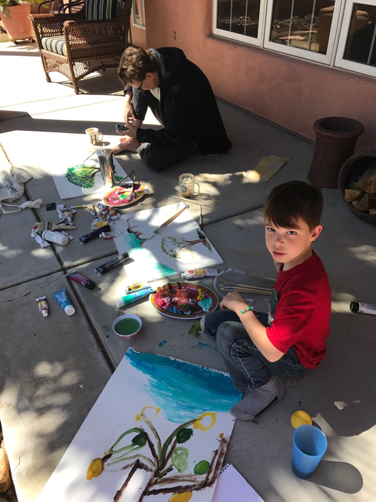 Hayden Painting