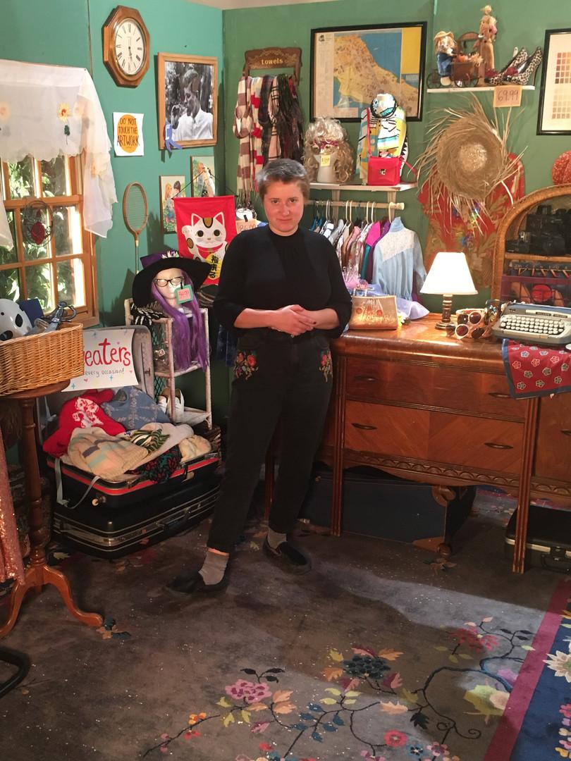 Thrift Store WS
