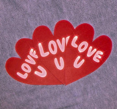 LOVE U valentine