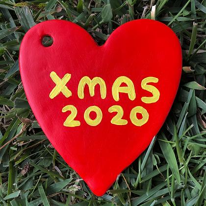 XMAS 2020 ornament