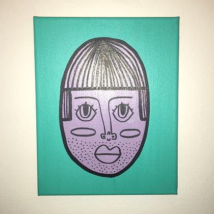 8x10 FACE - MASAYUKI