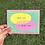 Thumbnail: ROSE A6 envelope