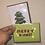 Thumbnail: XMAS TREE card