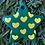 Thumbnail: HEARTS + STARS ornament
