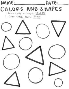 ColorandShapes_2_circles_triangles_yello