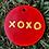 Thumbnail: XOXO ornament