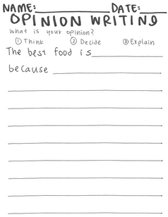 opinion writing-best food.png