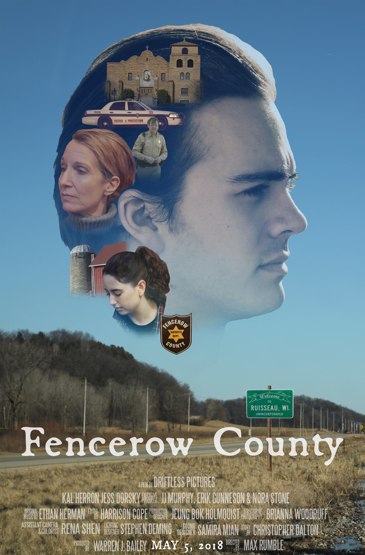 Fencerow Poster