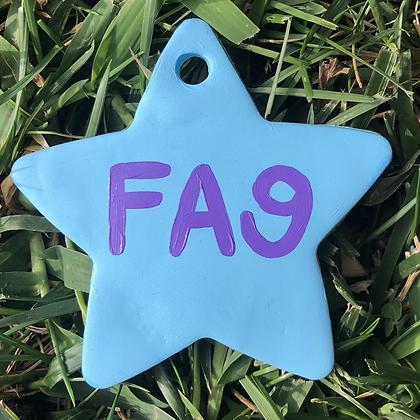 F*G ornament