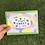 Thumbnail: STAY SWEET postcard