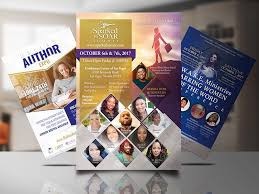 Event Flyers / Invitations / Itineraries