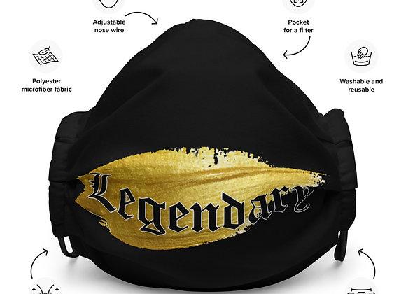Legendary Premium face mask