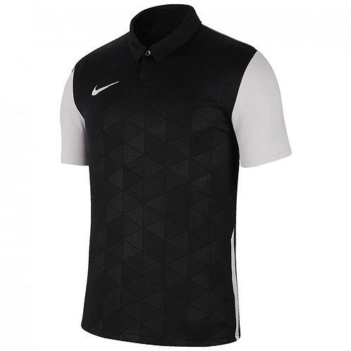 Nike Trophy IV Polo Zwart