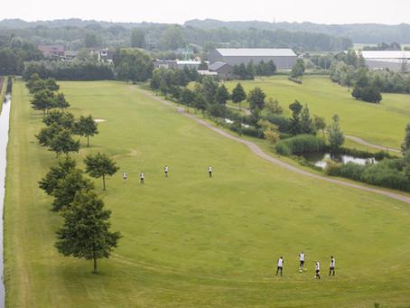 Unieke FootGolfbaan op Landgoed Tespelduyn