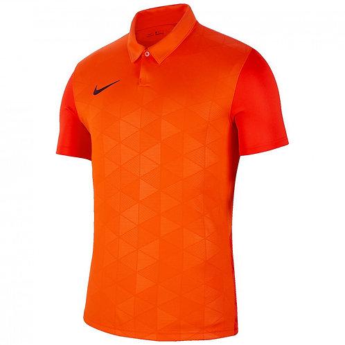 Nike Trophy IV Polo Oranje