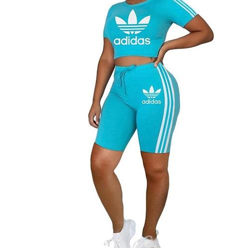 Two piece Adidas set