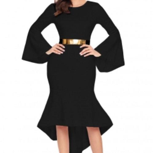Black Elegant Evening Dress