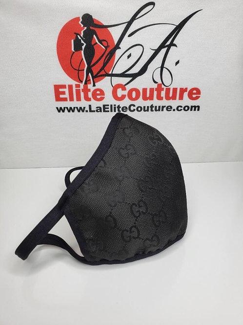 Face Mask GG all black