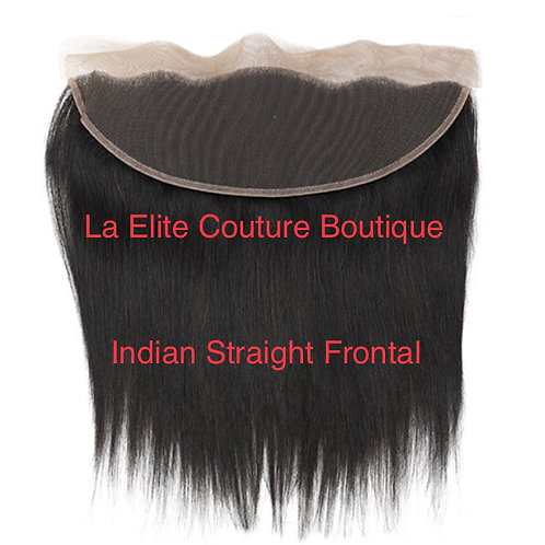 Indian Mink Straight Frontal