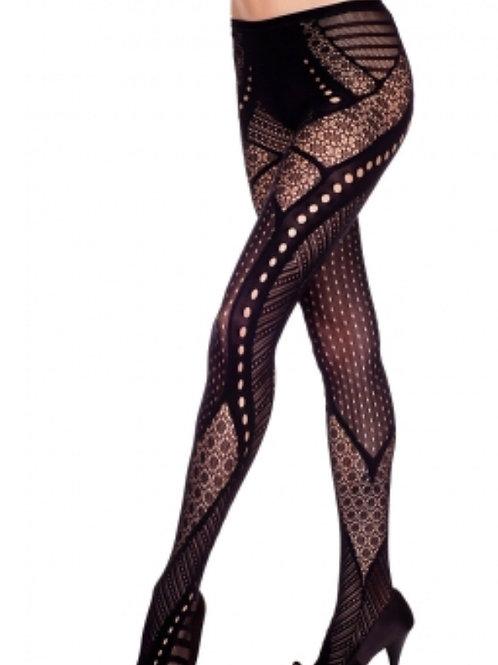 Fishnet stylish pantyhose