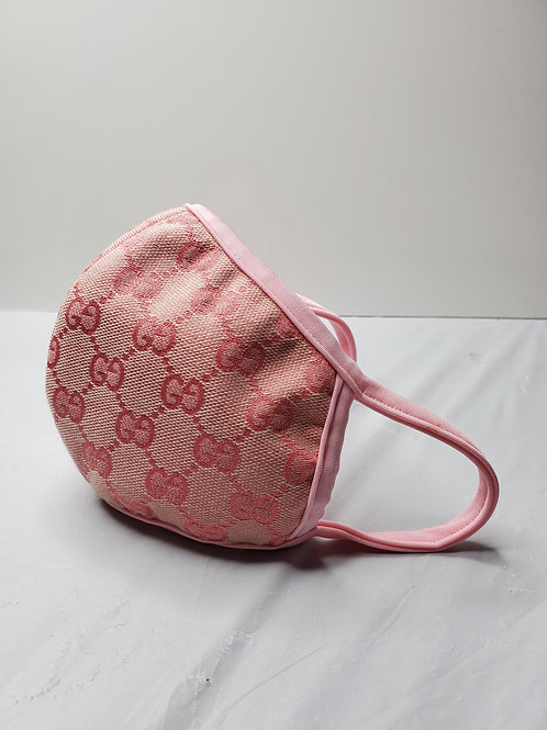 Face Mask Pink GG Insipre, soft and comfortable breathable