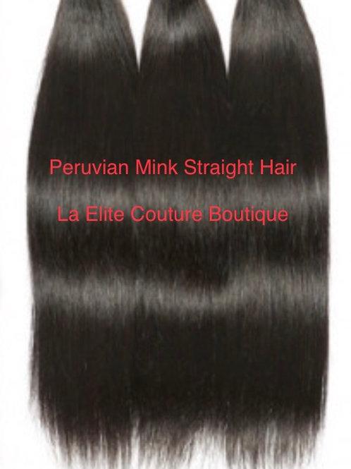 Peruvian Mink Straight